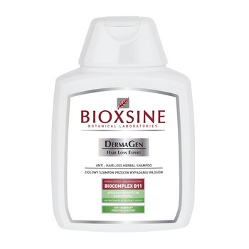 Bioxsine DermaGen Regular, Anti-Haarausfall, Anti-Schuppen-Shampoo, 300 ml