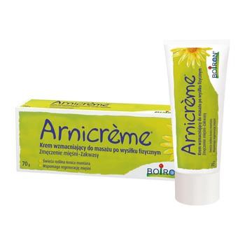 Boiron Arnicreme, stärkende Massagecreme nach dem Sport, 70 g