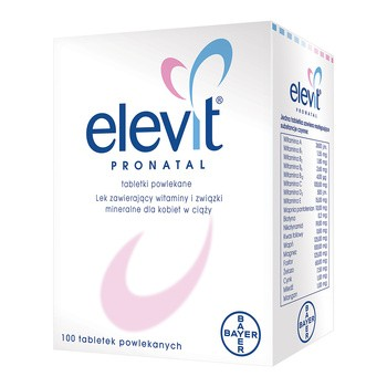 Elevit Pronatal Dragees, 100 Stück