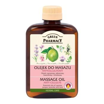 Green Pharmacy, Massageöl, Anti Cellulite, 200 ml