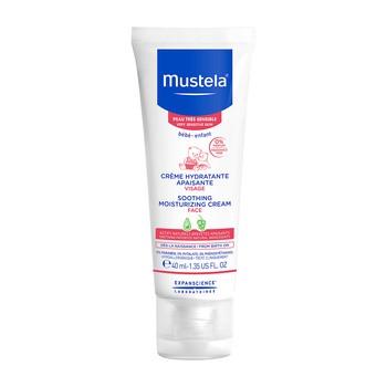 Mustela Bebe-Enfant, Beruhigende Feuchtigkeitscreme, 40 ml