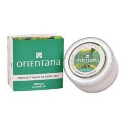 Orientana, Tages und Nachtcreme, Maulbeere und Süßholz, 50 g