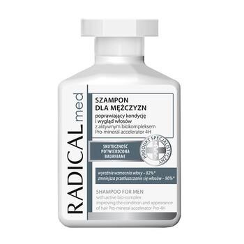 Radical Med, Shampoo für Männer, 300 ml