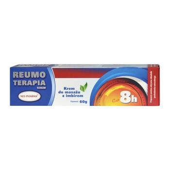Reumo Terapia, Massagecreme mit Ingwer, 60 g