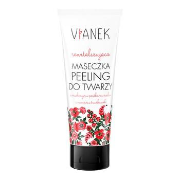 Vianek, revitalisierende Gesichtspeelingmaske, 75 ml
