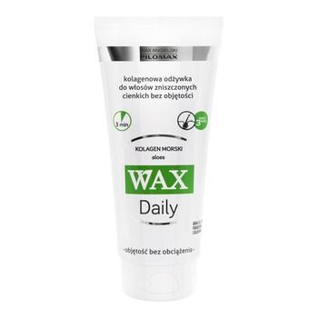 WAX English PILOMAX Express, Conditioner für strapaziertes Haar, dünn und ohne Volumen, 200 ml