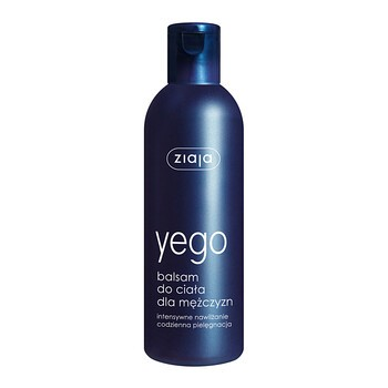 Ziaja Yego, Körperlotion für Männer, 300 ml