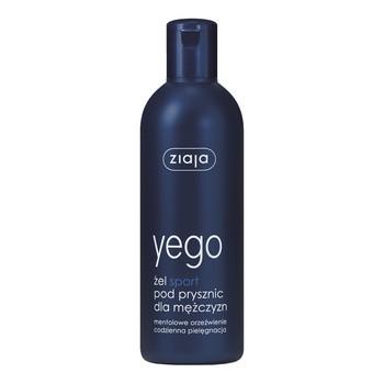 Ziaja Yego Sport, Duschgel für Männer, 300 ml