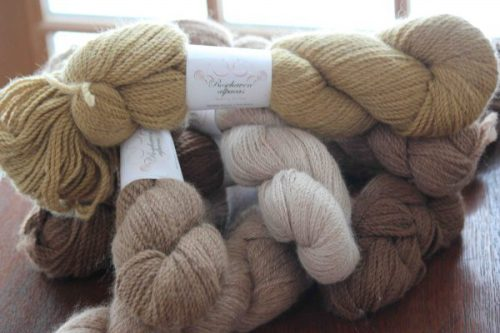 Natural color Yarn