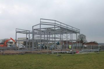 Community centre build- Alex Hammonds