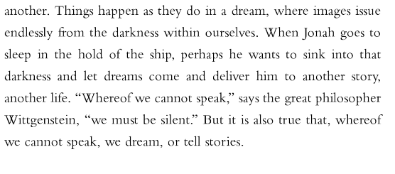 Leonard Michaels on Stories