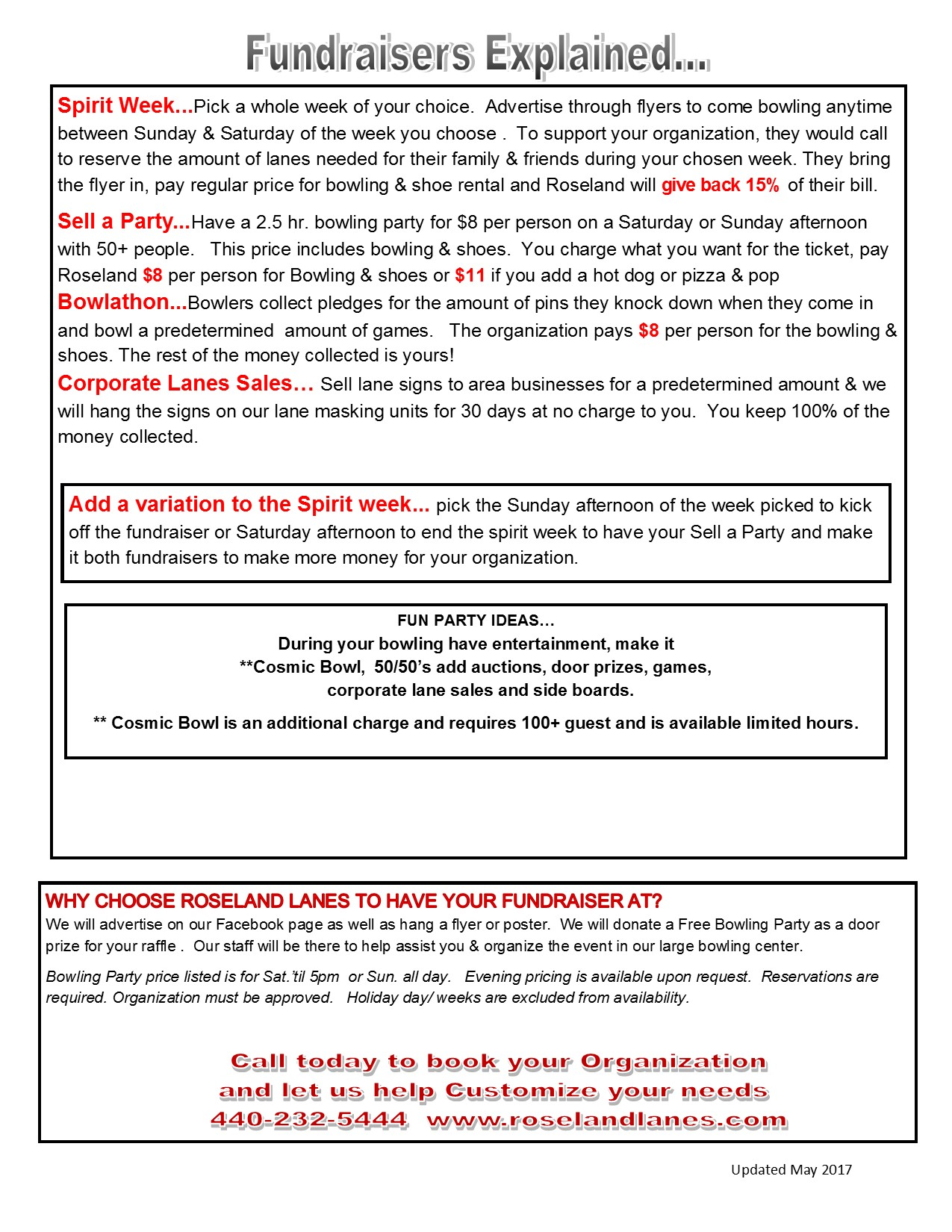 benefit fundraiser flyer examples