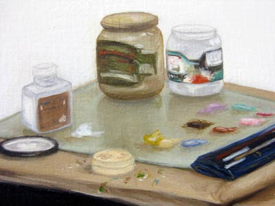 Sept. 1, 2009 - The Artist's Palette