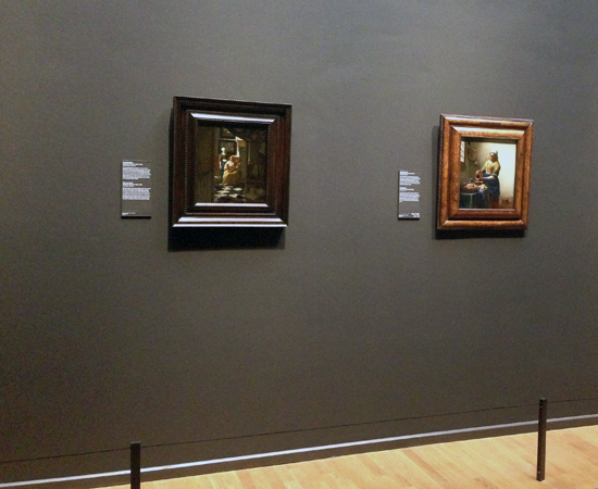 The amazing Vermeer paintings at the Rijksmuseum