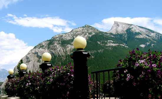 Image courtesy of Fairmont Banff Springs Hotel website.