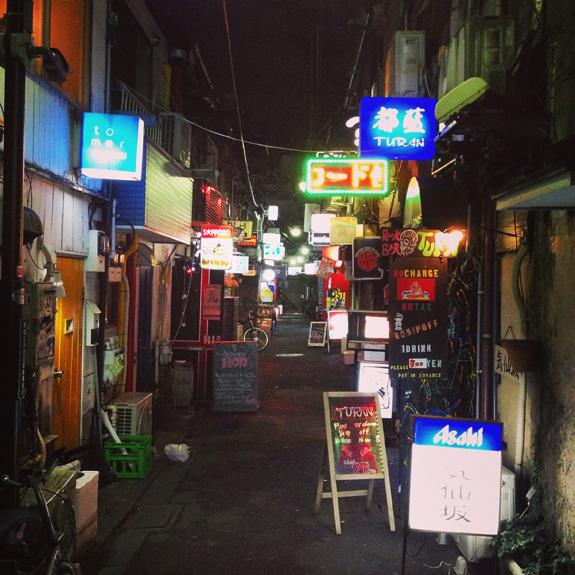 Golden Gai, Shinjuku, Tokyo