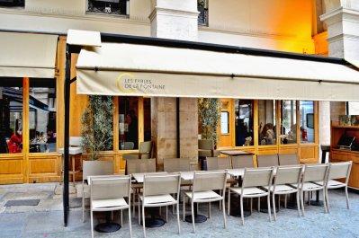 Restaurant Les Fables de la Fontaine.