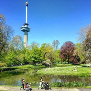Rotterdam Euromast Park