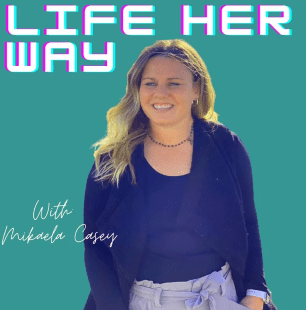 Life Her Way Podcast Featuring Roseline's Candles
