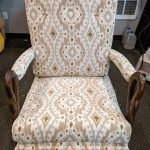 Upholstery Arm Chair - After - 2020