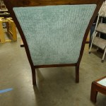 Upholstery Chair and Ottoman - After 3 - 2020
