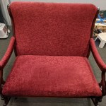 Upholstery Love Seat - After - 2019