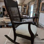 Upholstery Rocking Chair - After 2 - 2018