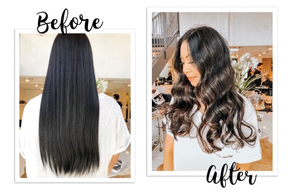 bayalage-highlight-before-and-after-jet-black-hair