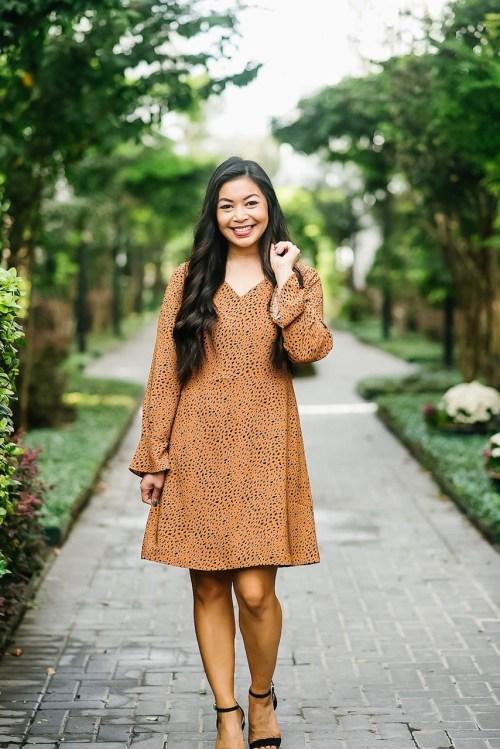 leopard-dress