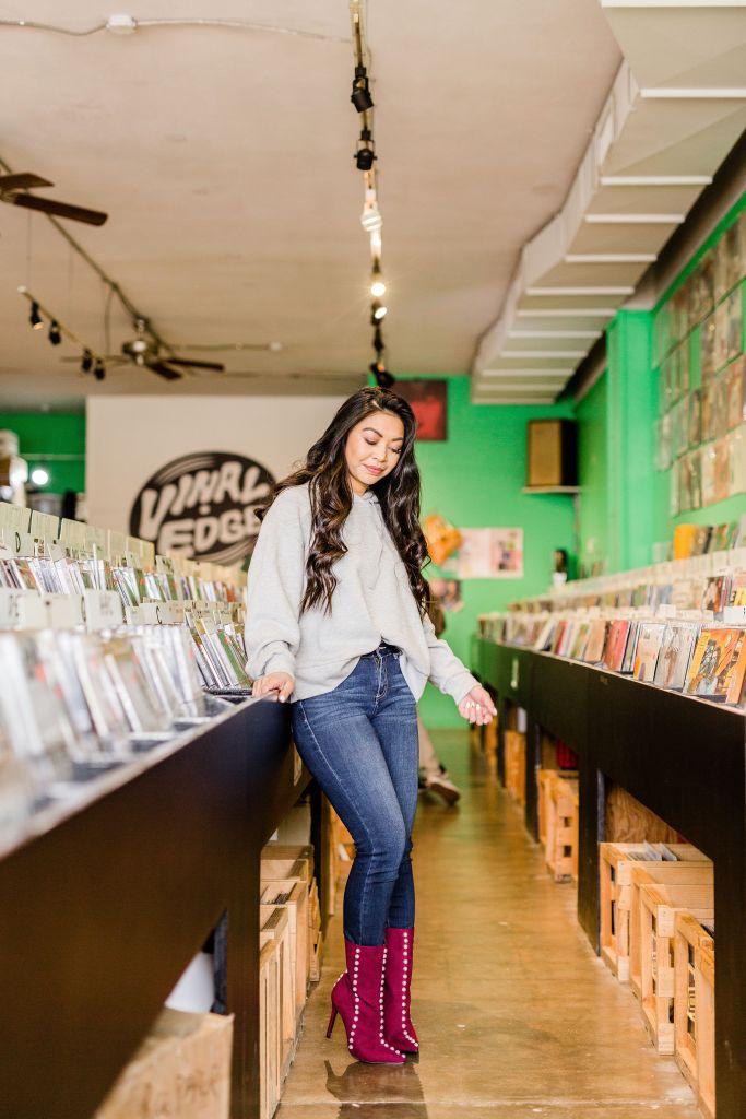 record-shop-photos