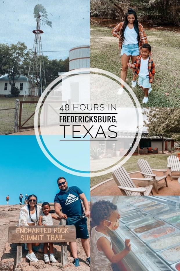what to do in fredericksburg texas