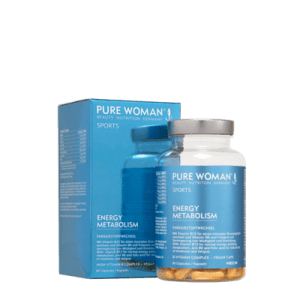 Pure Woman® Sports Energy Metabolism (90 capsules)