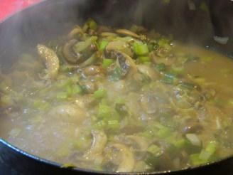 Smoke Chicken Cream Soup (4)