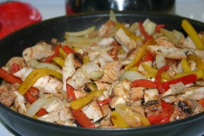 Chicken Fajitas (2)
