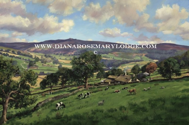 Yorkshire Dales Paintings