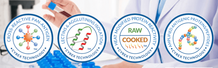 Cyrex Labs – immunological testing