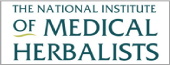 The National Institute of Medical Herbalist logo