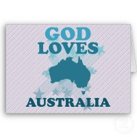 God Moved to Australia and He Did Not Take Us with Him