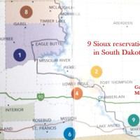 Sleeping in South Dakota