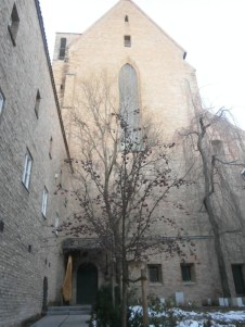 Church of the Discalced Friars