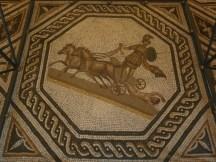 Vatican Museum - Floor Mosaic Detail