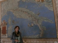 Vatican Museum - Ancient Map of Italy