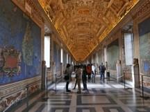 Hallway Vatican Museum