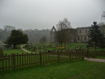 Bolton Abbey Yorkshire