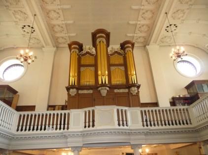 Organ St Botolph's Aldgate