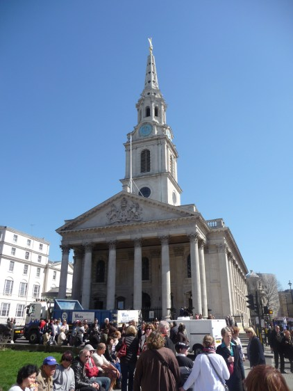 St Clement Danes, The Strand