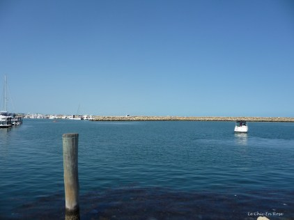 View from Spinnakers Cafe Hillarys