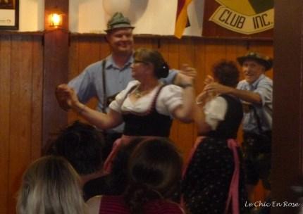 Edelweiss Dance Group in full swing