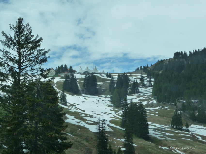 Ascent to Rigi Kulm