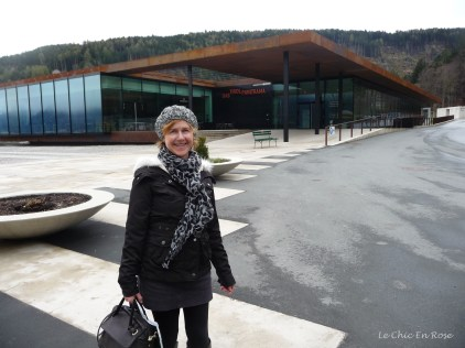Front Entrance Of Das Tirol Panorama